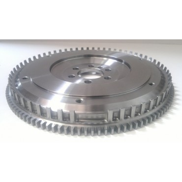 Volant moteur acier TTV Racing - Saxo 1.6L 16v - ø184