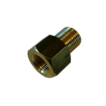 Adaptateur Sonde Femelle 1/8-27NPT Male M16x1.5