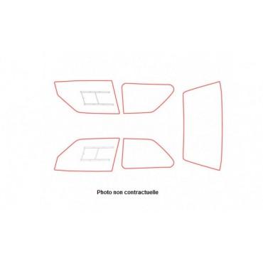 Kit vitres polycarbonate makrolon Peugeot 309 Phase 2