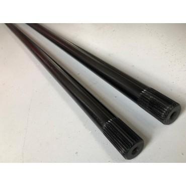 Barres de torsion 22mm Peugeot 106