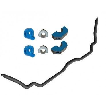 Barre stabilisatrice 25mm 205 Groupe A + Fixations