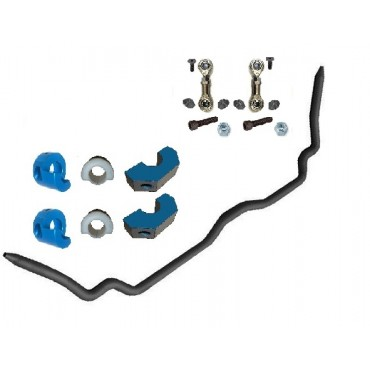 Kit complet barre stabilisatrice 25mm 205 Groupe A