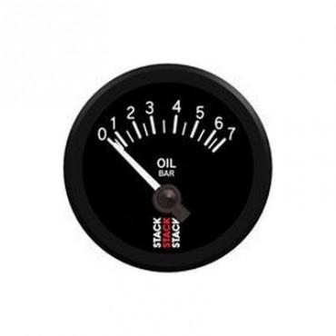 Manomètre pression d'huile STACK électrique