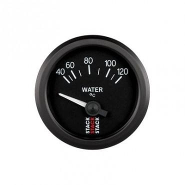 Manomètre température d'eau STACK électrique