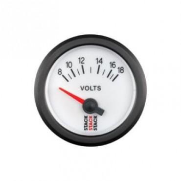 Voltmètre STACK électrique