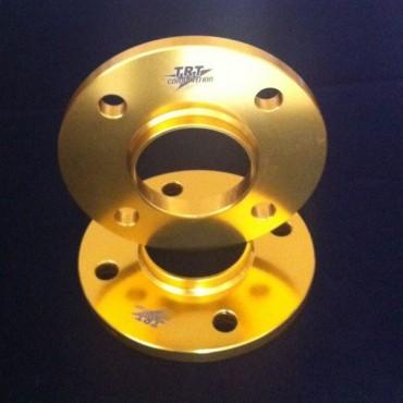 Elargisseurs de voie TRT Gold Series PSA avec centreur (la paire)