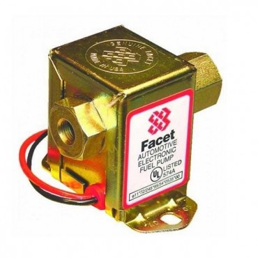 Pompe à essence Facet régulée transistorisée