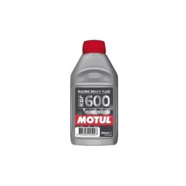 Liquide de frein MOTUL RBF600 Miscible 1/2l