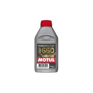 Liquide de frein MOTUL RBF660 Non Miscible 1/2l