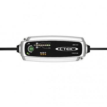 Chargeur rapide 12V pour batteries plomb compétition CTEK MSX3.8