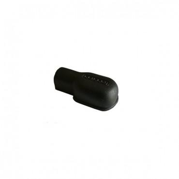 protection de borne batterie noire allongée