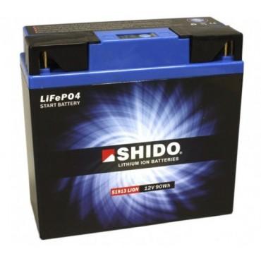 SHIDO Batterie Lithium 16A