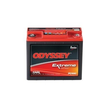 Batterie Sèche Etanche 12V - 16Ah Odyssey Extreme Racing 25
