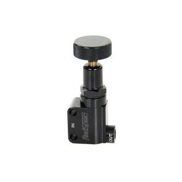 Limiteur de pression REDSPEC a molette