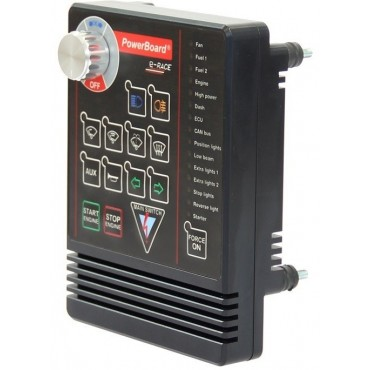 Centrale de gestion électrique e-RACE Powerboard