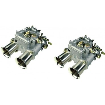 pack 2 carburateurs WEBBER 40 DCOE