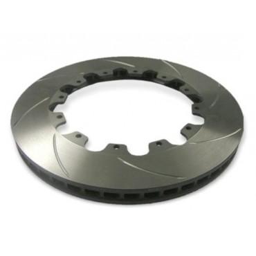 Disque de frein AP RACING Compétition 8 rainures droites diamètre 304X28 mm