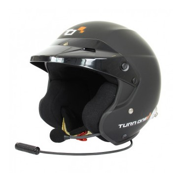 Casque TURN ONE Jet-RS +...