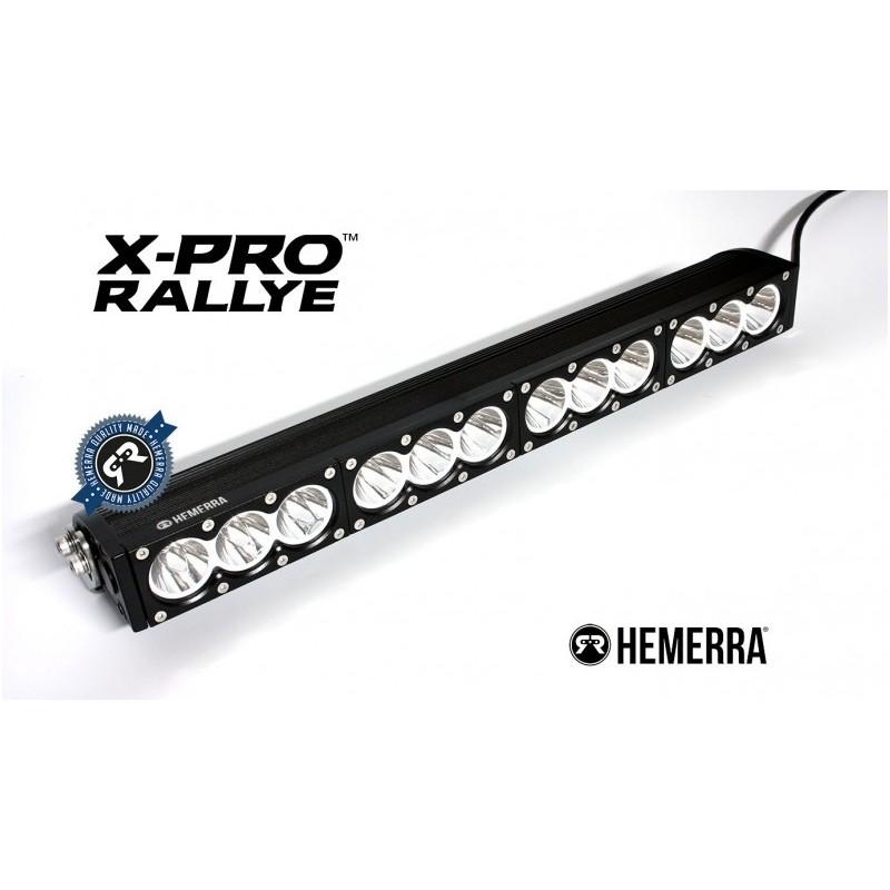 BARRE LED X-PRO RALLYE 12 MODULES 15600 LUMENS 120W