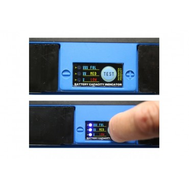 Batterie Lithium Shido 30A...