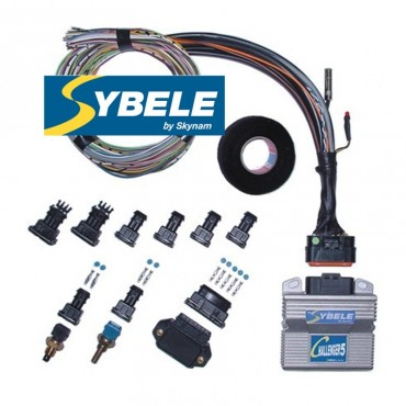 Boitier Sybele Challenger 5 (Kit Complet)