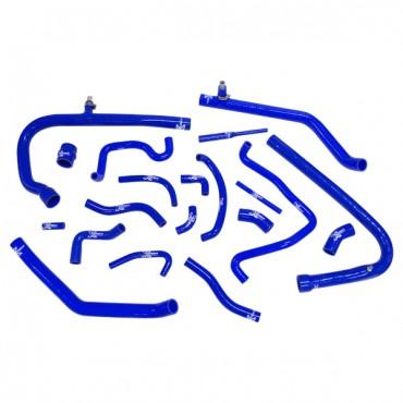 Kit 20 Durites Refroidissement Silicone Xtrem Motorsport Alpine GTA V6 Atmo D500.