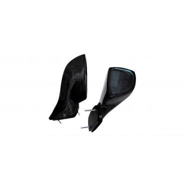 Retroviseurs Carbone Peugeot 207 S2000