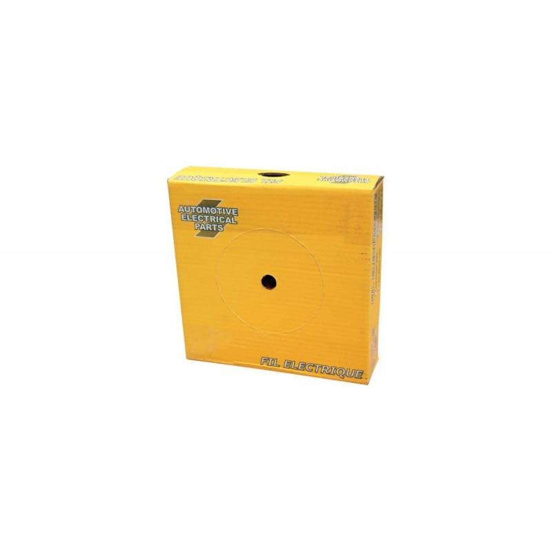 Bobine de Fil Eléctrique 1.5mm x 50m