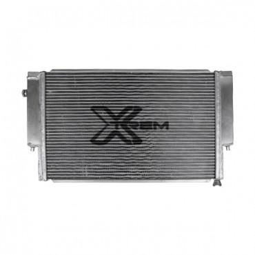 Radiateur refroidissement alu BMW E36 - Montage injection 6 papillons