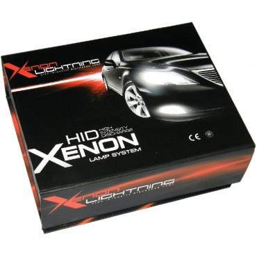 Kit Xénon HID H4 Bi-Xénon 35W/6000K