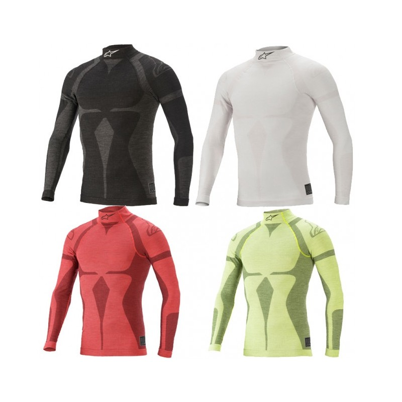 T-Shirt Alpinestars ZX Evo V2