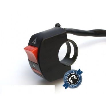 Bouton câblage ETX-PRO pour guidon