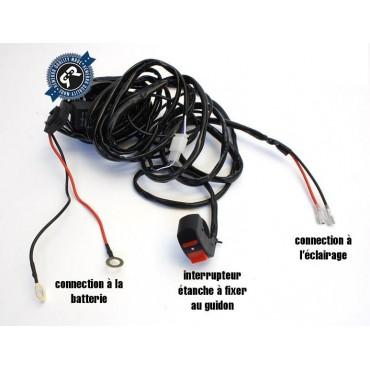 Bouton câblage ETX-PRO pour...