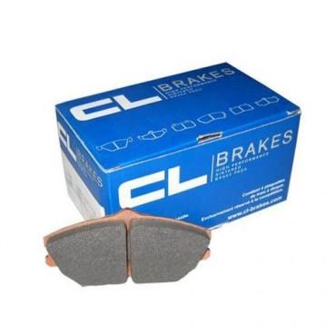 Plaquettes de frein CL BRAKES RC6 Citroen AX 1.4 GTi - Montage Avant Etriers Lucas