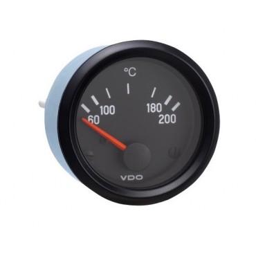 Manomètre température d'huile VDO - 60 à 200 degrés