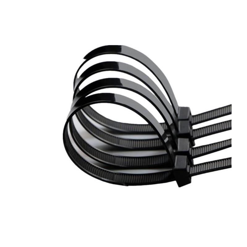 Serre-Câble Rilsan 3.6mm x 140mm - 100 Pièces - Pac Racing
