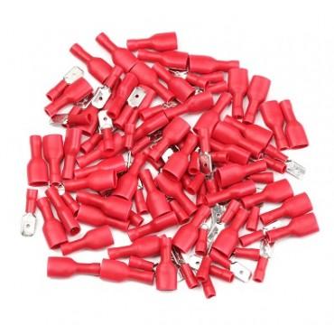 Kit cosses électrique mâles et femelles - 0.5 à 1.5mm