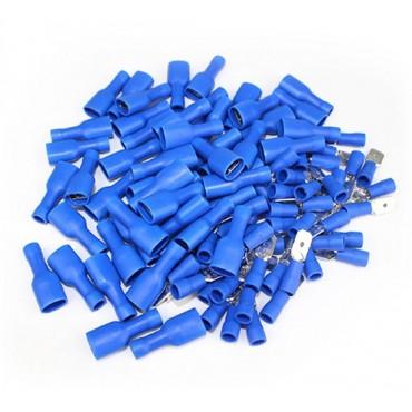 Cosses électriques mâles et femelles - 1.5 à 2.5mm