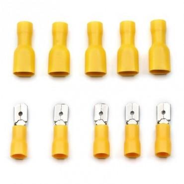 Kit cosses électrique mâles et femelles - 4 à 6mm
