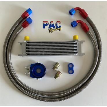 Kit Radiateur d'Huile PRO 10 Rangées Dash 10 - Pac Racing