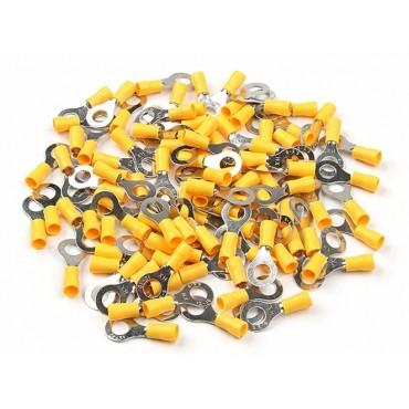 Cosses électriques oeillet M8 fil de 4 à 6mm