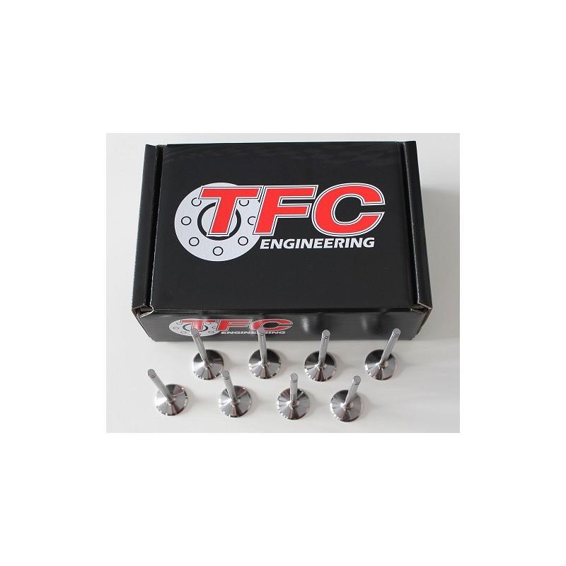 Soupapes forgées TFC - 206 1.6L 16s TU5JP4 - Admission