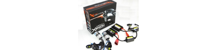 kits xenon 55 W next-tech pour rally, route ou 4X4