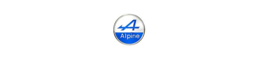 Radiateur Alu Alpine