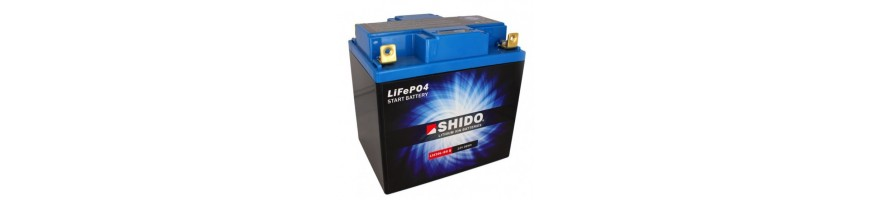 Batteries Lithium Compétition